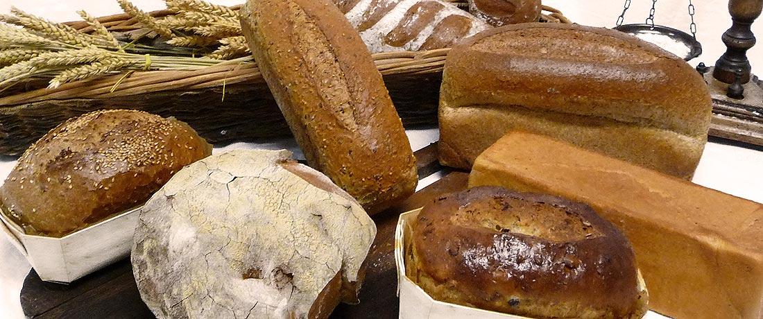 Tous les pains ...