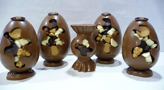 Les fêtes de Pâques se veulent gourmandes avec l'Azélia !