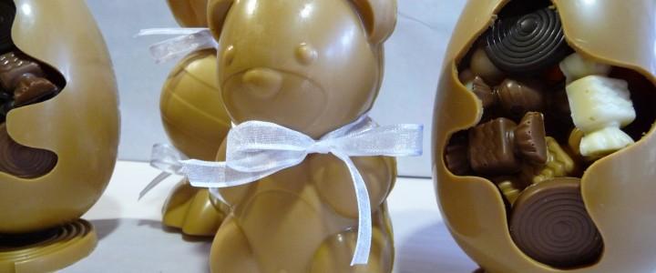 Connaissez-vous le chocolat blond ?